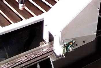Equipo de corte por plasma y oxicorte pantografo astilleros argentina alta definicion