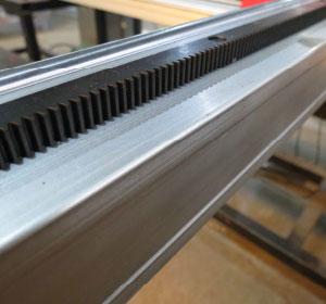 pantografo 6 equipo de corte por plasma con control de altura thc 1500 3000 cremalleras guias lineales esab thermal dynamics hypertherm