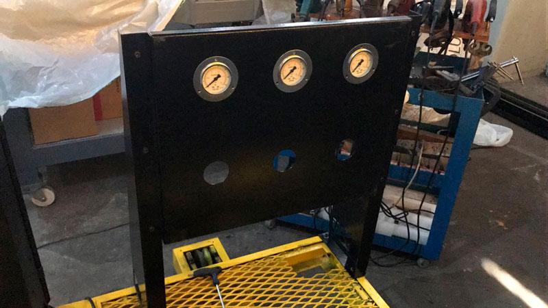 Pantografo CNC Retroffiting plasma oxicorte thermal dynamics hypertherm esab